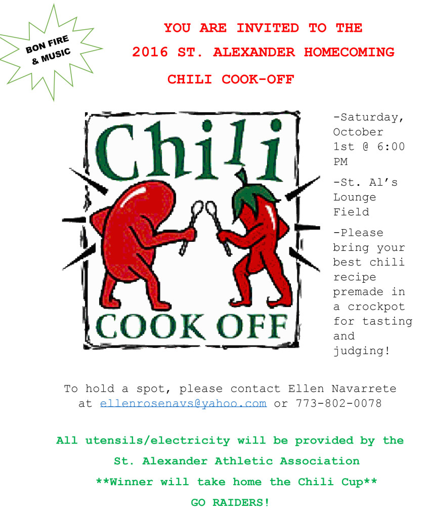 chili cook off 2016a